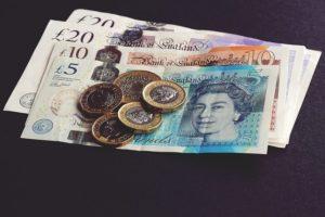 money for compensation
