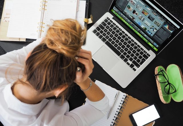 How can businesses react when an employee seeks compensation for a grievance